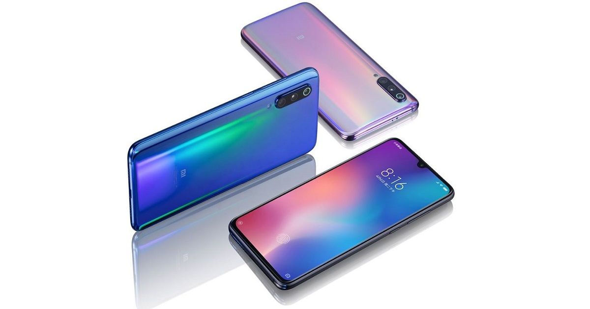 Xiaomi Mi 9 and Mi 9 SE With Triple Rear Cameras, In-Display Fingerprint Scanner Launched In China