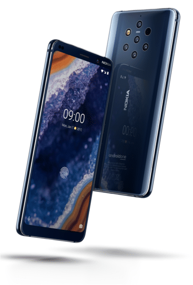 Nokia 9 PureView launched at MWC 2019