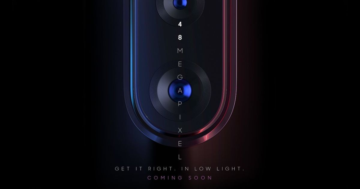 OPPO F11 Pro With 48MP Dual Camera To Launch In India Soon