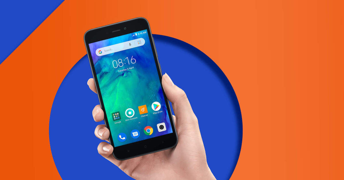 Xiaomi Launches Its First Android Go Smartphone, Redmi Go In India for Rs 4,499