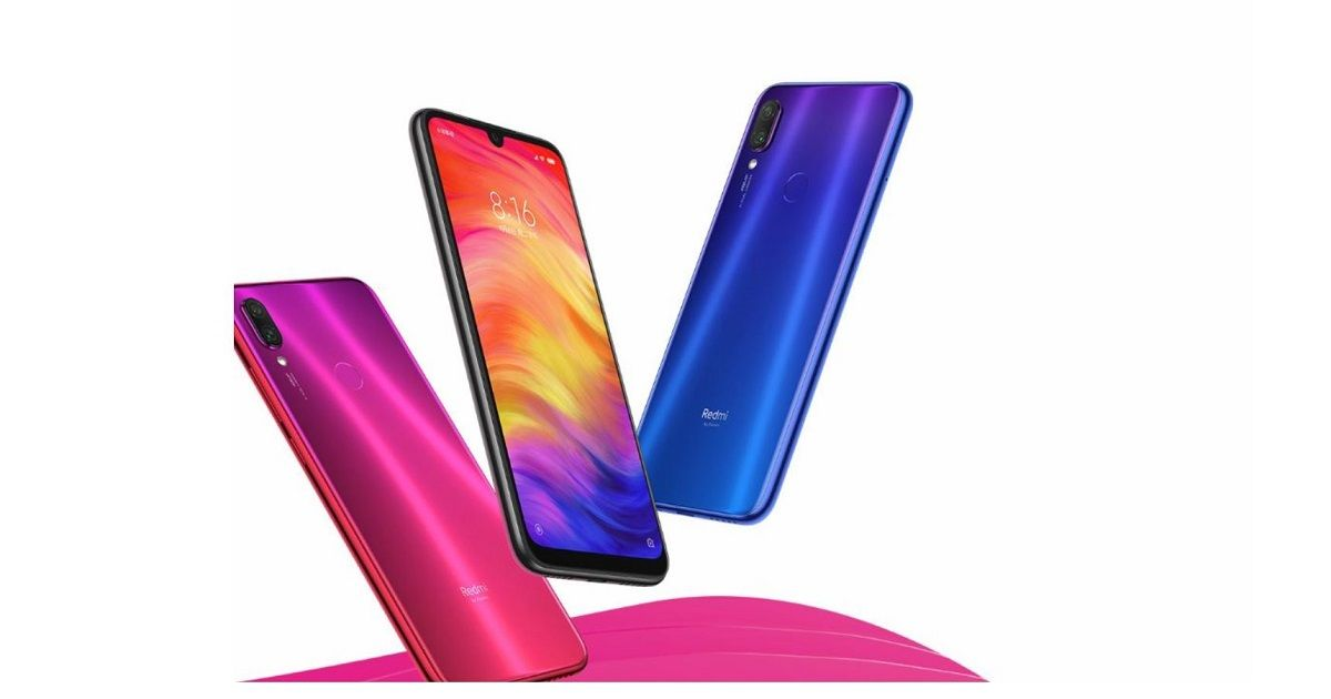 Redmi Note 7 Pro With 48MP Sony IMX586 Sensor To Launch In China Next Week