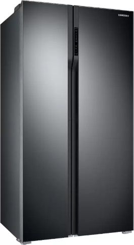 Samsung 604 Litres side-by-side refrigerator