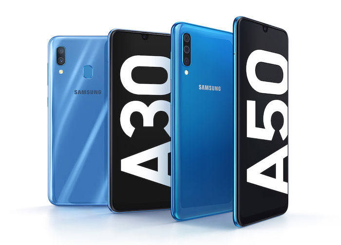 Samsung Galaxy A30 and A50 at MWC 2019