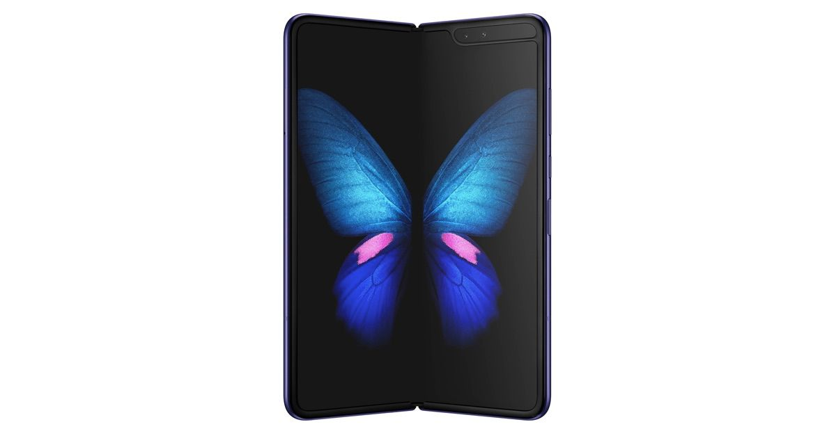Samsung Galaxy Fold With 6 Cameras Is Now Official