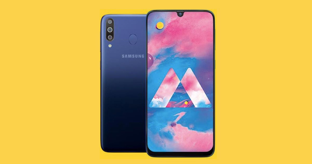 Samsung Galaxy M30 to Launch in India on February 27th