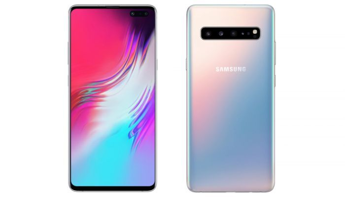 Samsung Galaxy S10 5G internal