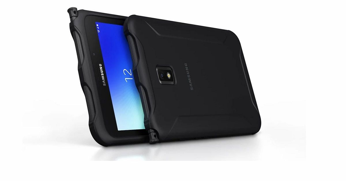 Samsung Galaxy Tab Active2 With Military Grade Durability Launched In India For Rs 50,990