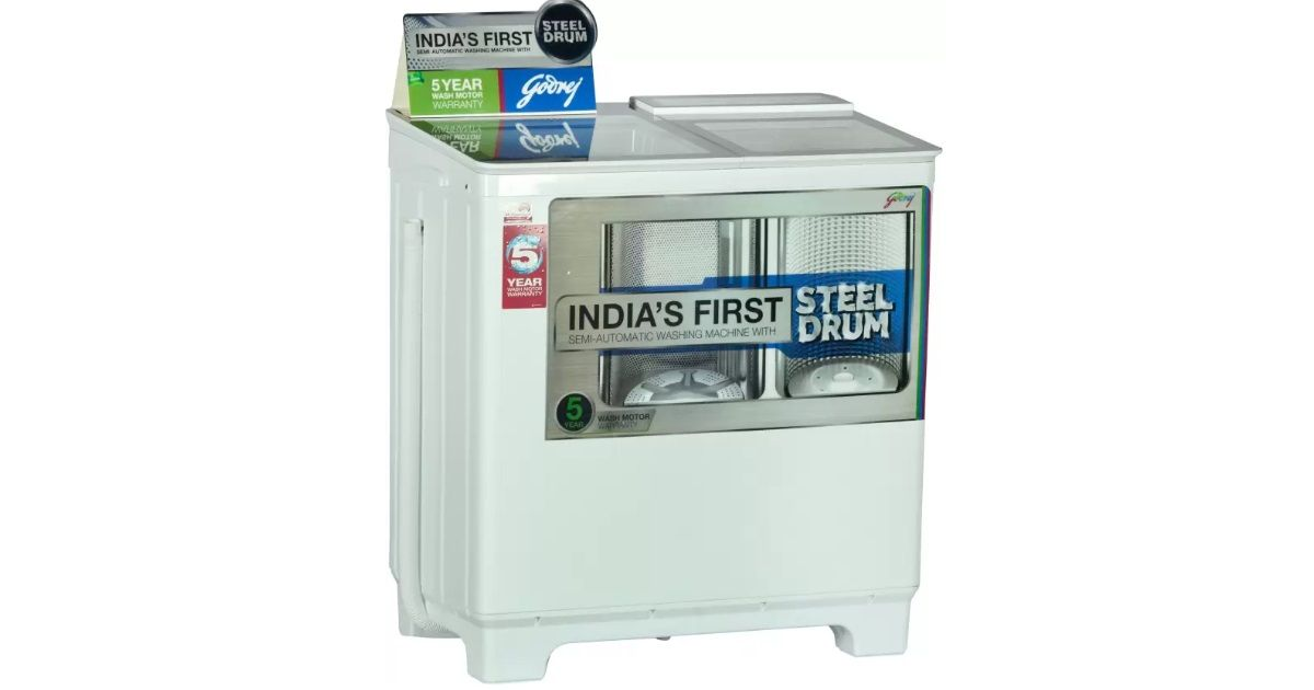 Top 5 semi-automatic washing machines priced under Rs 15,000