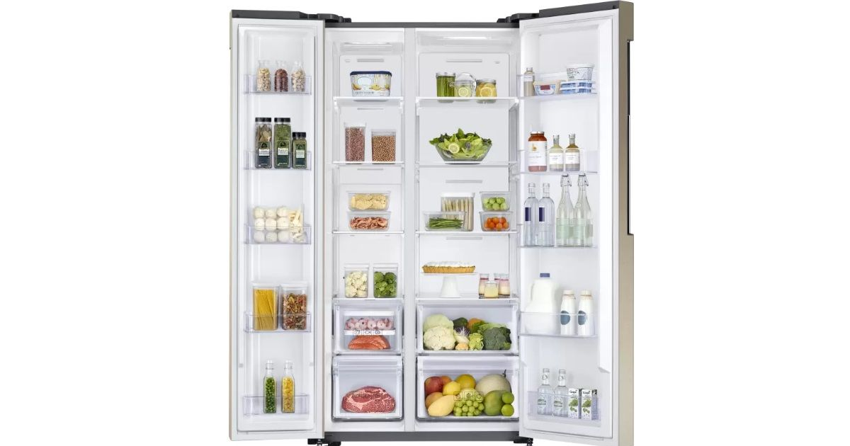 Top 5 side-by-side refrigerators you can buy right now