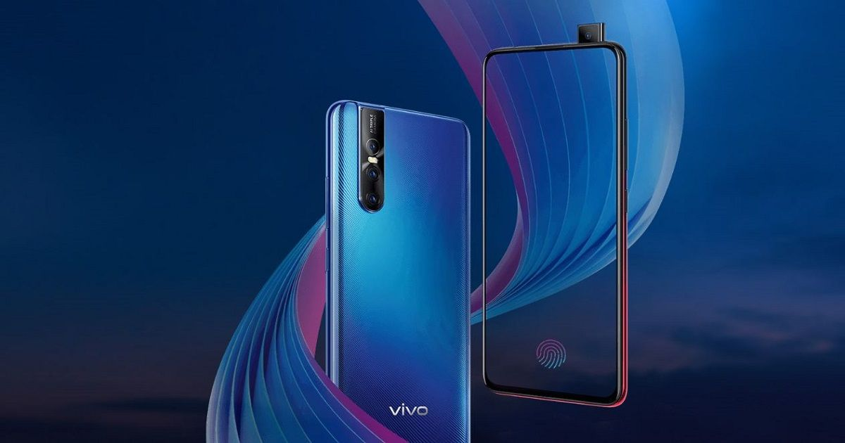 Vivo V15 Pro With 48MP Camera And Snapdragon 675 Launched In India For Rs 28,990