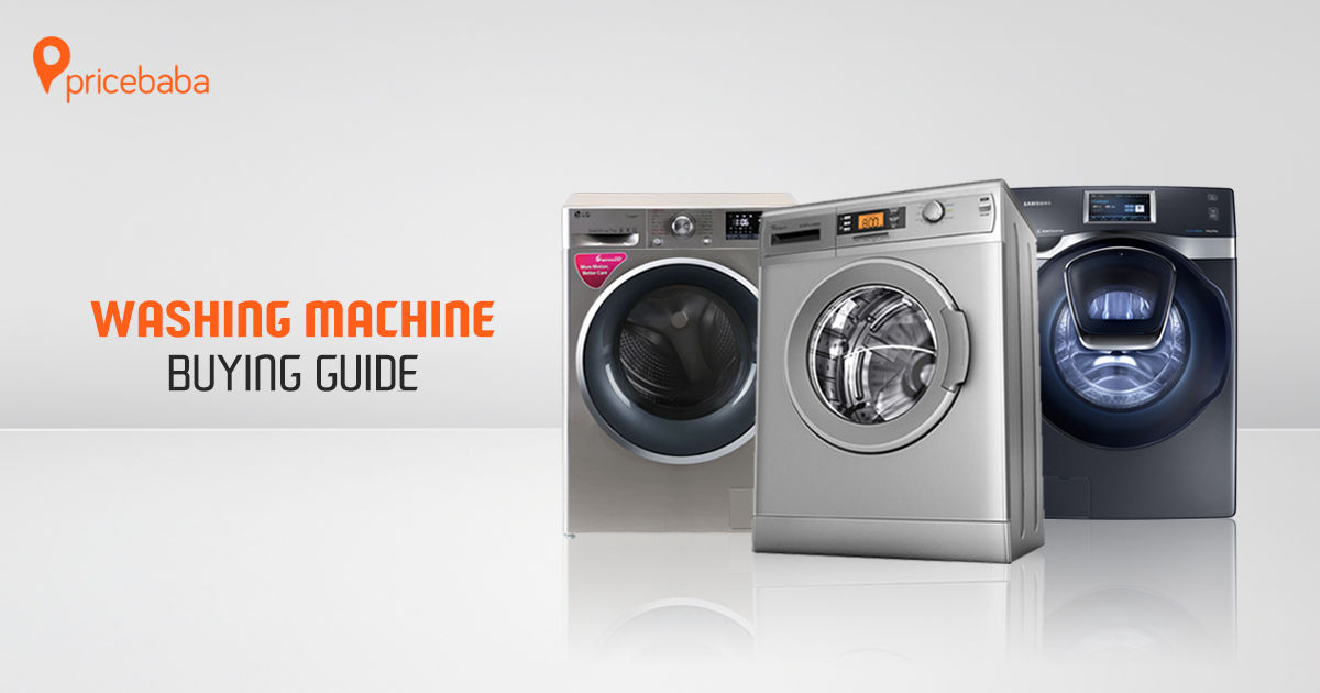 Washing Machine Buying Guide: How To Choose The Right ...