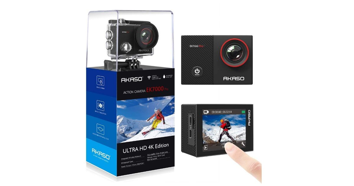 AKASO EK7000 Pro Action Camera_featured