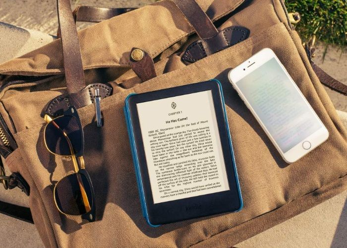 Amazon All-new Kindle launched