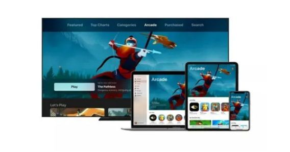 Apple Arcade subscription launched