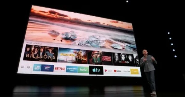 Apple TV subscription launched