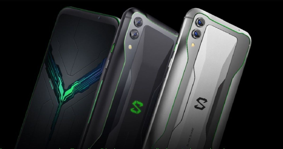 Black Shark 2 Gaming Smartphone To Launch In India On May 27th