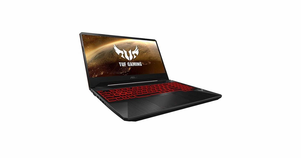ASUS Launches TUF Gaming Laptops Powered By AMD Ryzen Processors