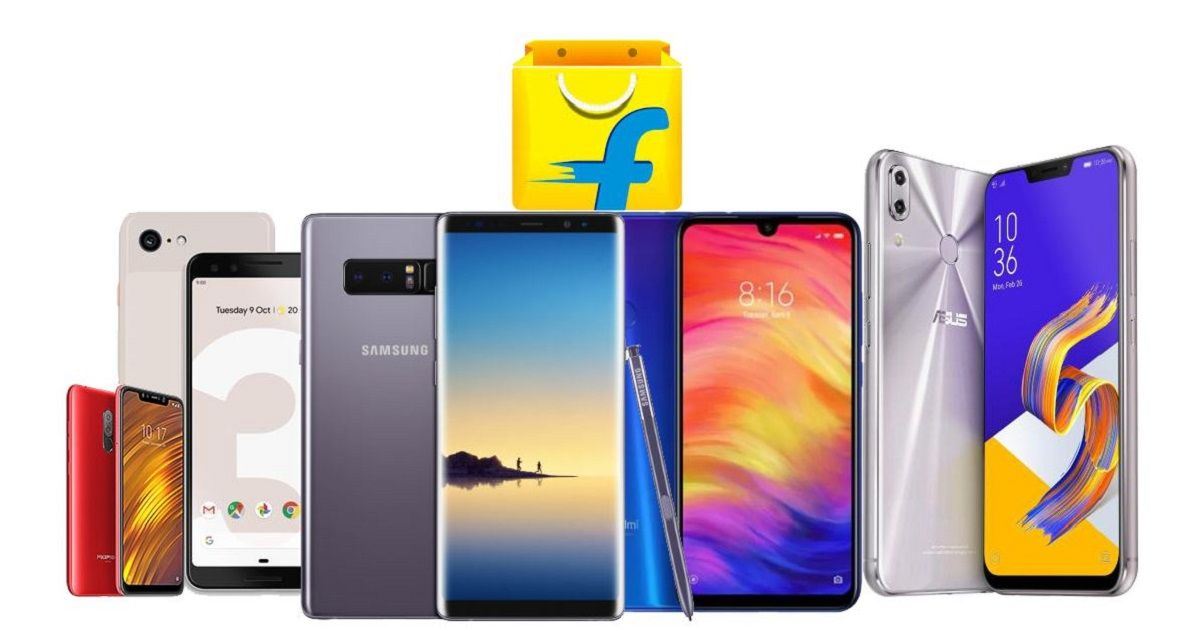 Flipkart Mobile Bonanza Sale: Best Deals On Smartphones from Samsung, ASUS, Xiaomi & More