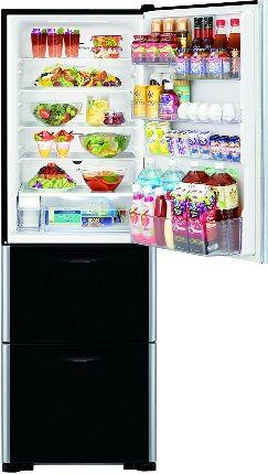 Hitachi 342 L Multi-door refrigerator