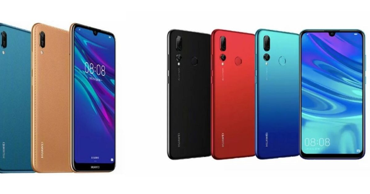 Huawei Launches Enjoy 9s and Enjoy 9e In China