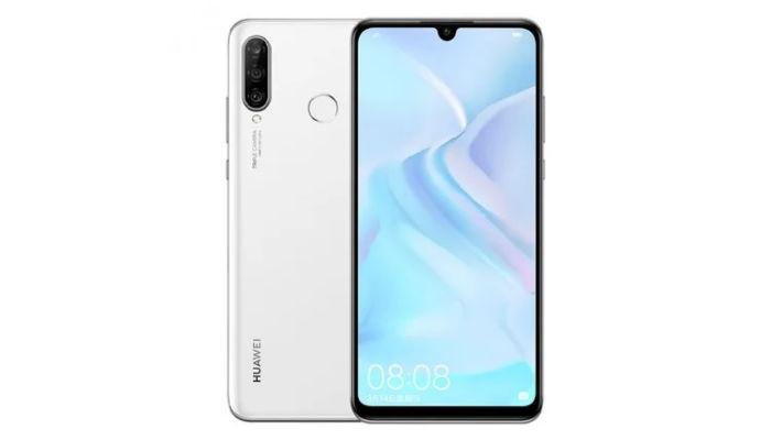 Huawei-Nova-4e-White