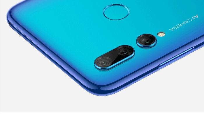 Huawei P Smart+ 2019 triple caemras