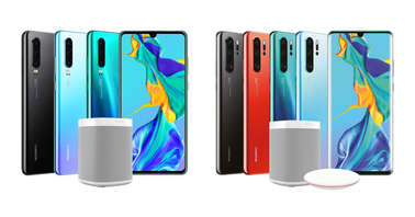 Huawei P30 and P30 Pro colors
