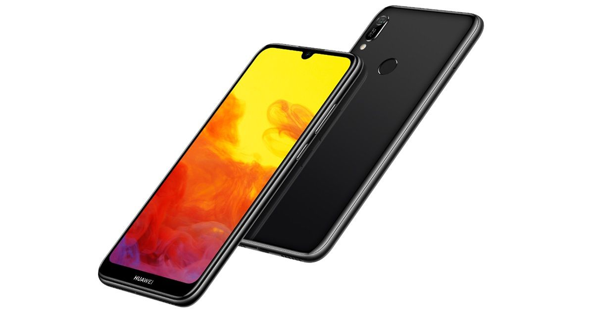 Huawei Y6 Prime 2019 launched_featured