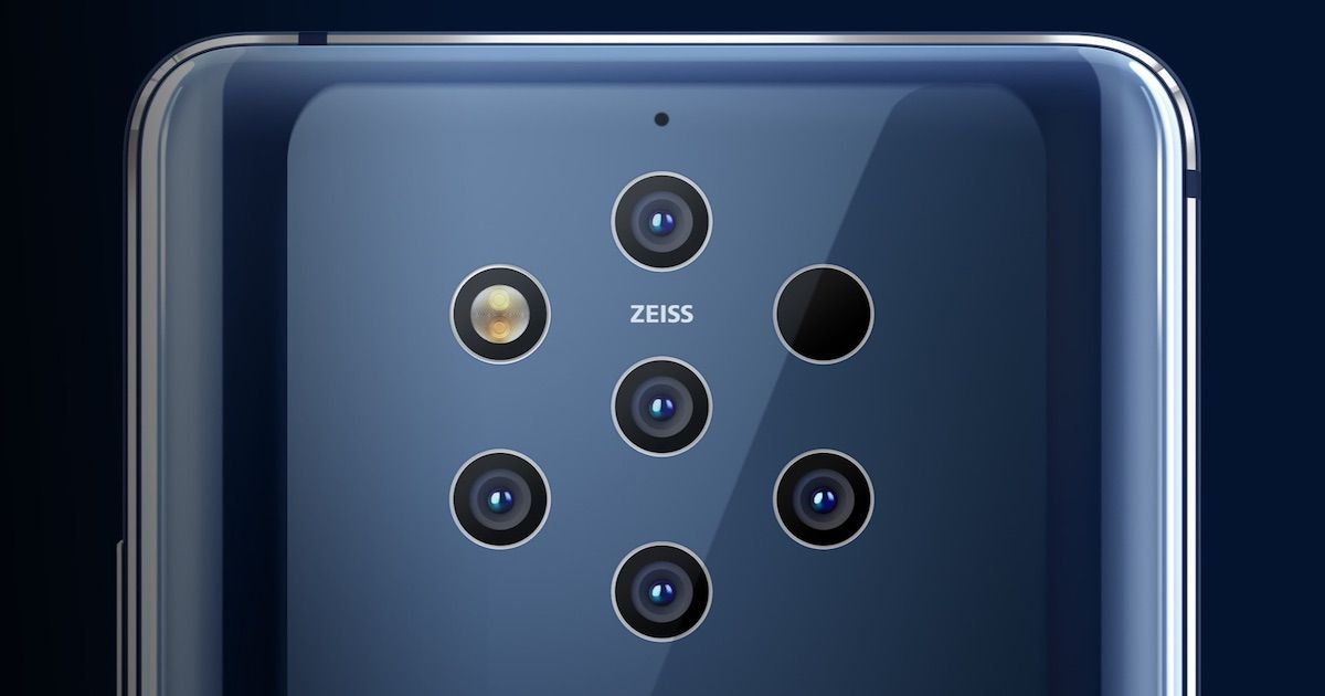 Nokia 9 PureView Android 10 update finally starts rolling out