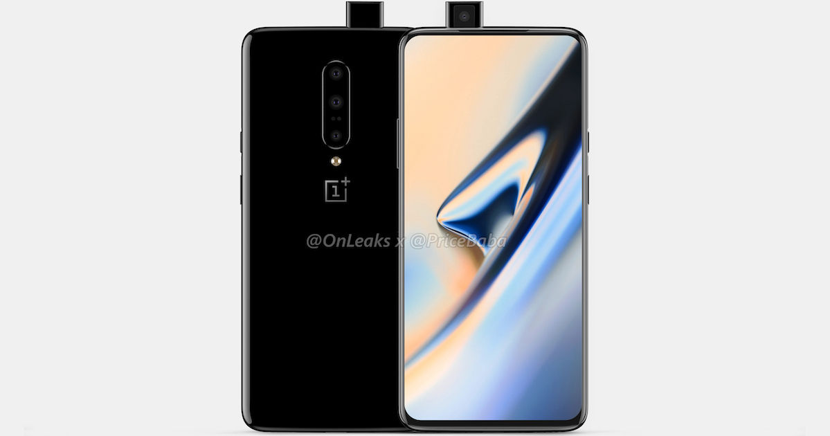 OnePlus 7 and OnePlus 7 Pro to be launched on May 14th