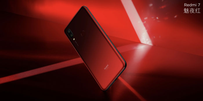 Redmi 7 red_