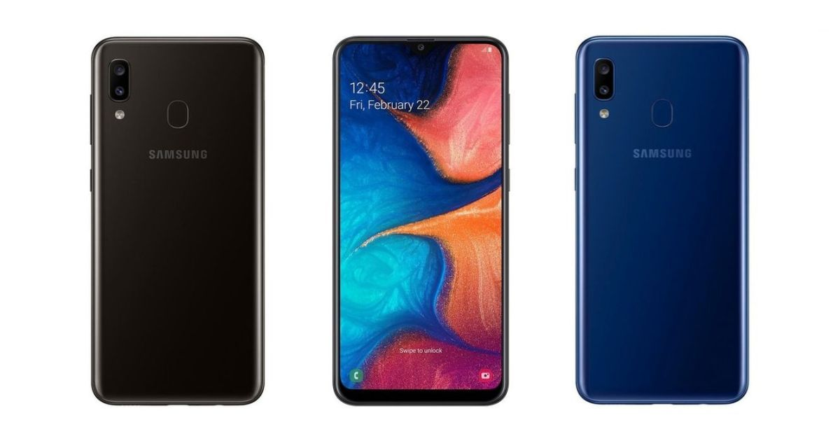 Samsung Galaxy A20 with 6.4-inch Display and 4,000mAh battery Announced: price, specifications