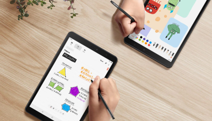 Samsung Galaxy Tab A 8.0 (2019)--