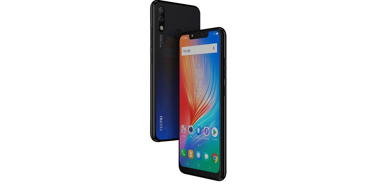 Tecno Camon iSKY 3 With Android 9 Pie and Dual Rear Cameras Launched For Rs 8,599