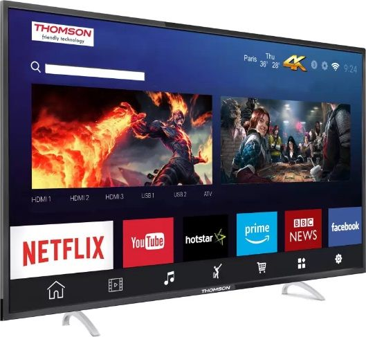 Thomson UD9 Ultra HD Smart TV