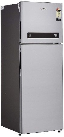 Whirlpool 265L double door refrigerator