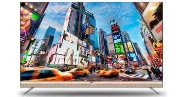 JVC 4K Smart LED TV launched_featured