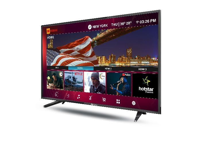 Kodak XPRO smart LED TVs launched in India
