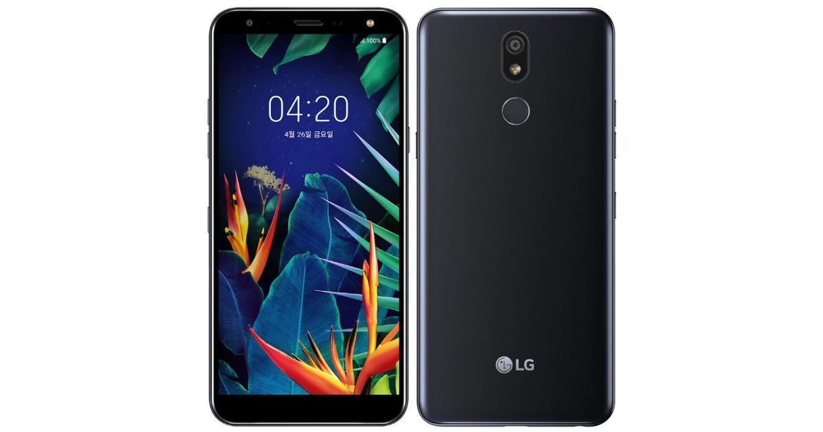 LG X4 (2019) featured