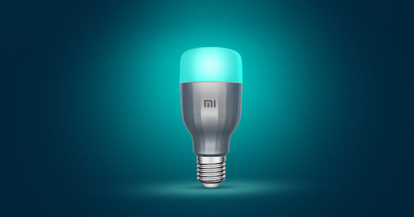 Xiaomi Mi LED Smart Bulb announced in India, crowdfunding begins on April 26th