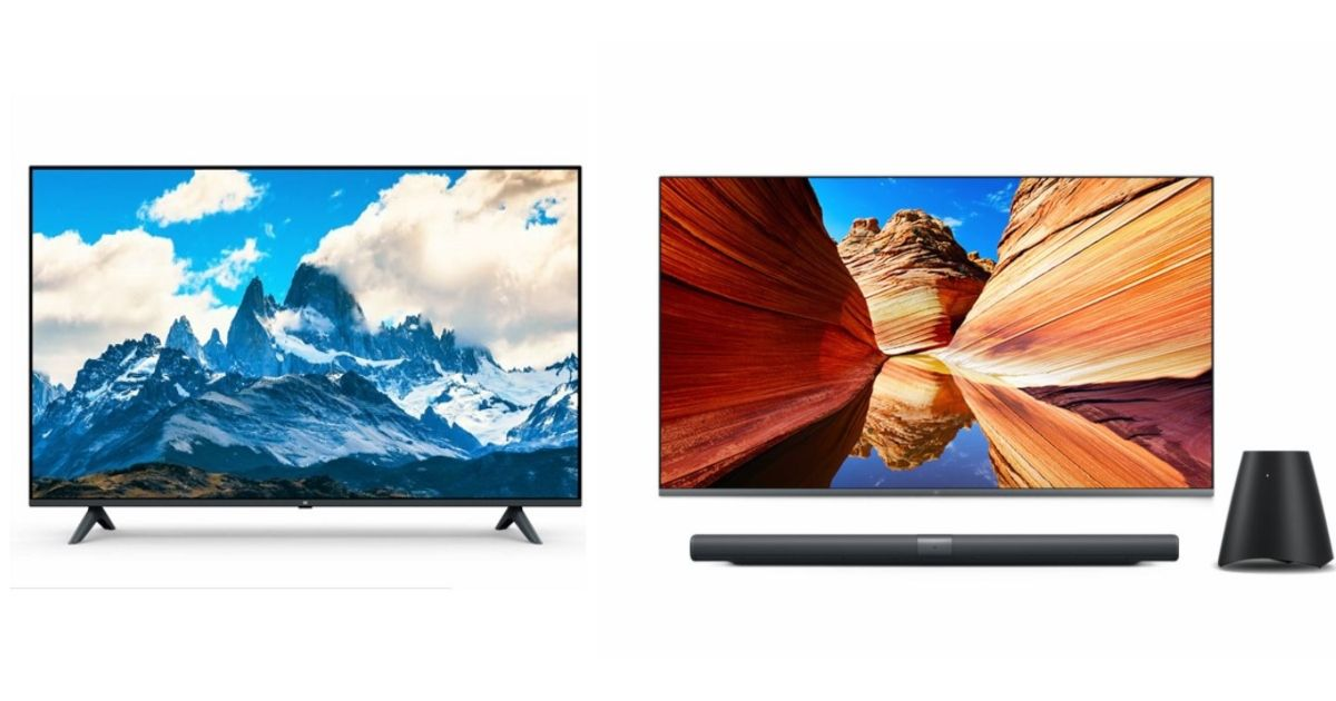 Xiaomi Launches New Full Screen Mi TV Range And 65-inch Mural TV In China