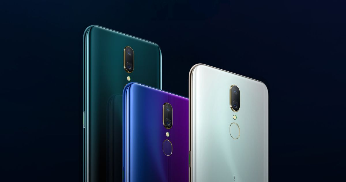 OPPO A9 with Dewdrop Display and 16MP Dual Camera Announced in China