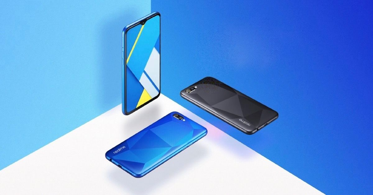 Realme C2 With Dewdrop Notch Display And 4,000mAh Battery Launched: Price, Specifications