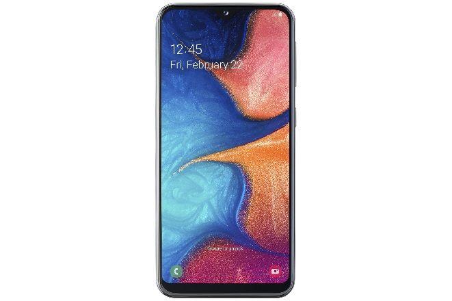 Samsung Galaxy A20e released