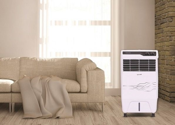Snowcrest air coolers launched
