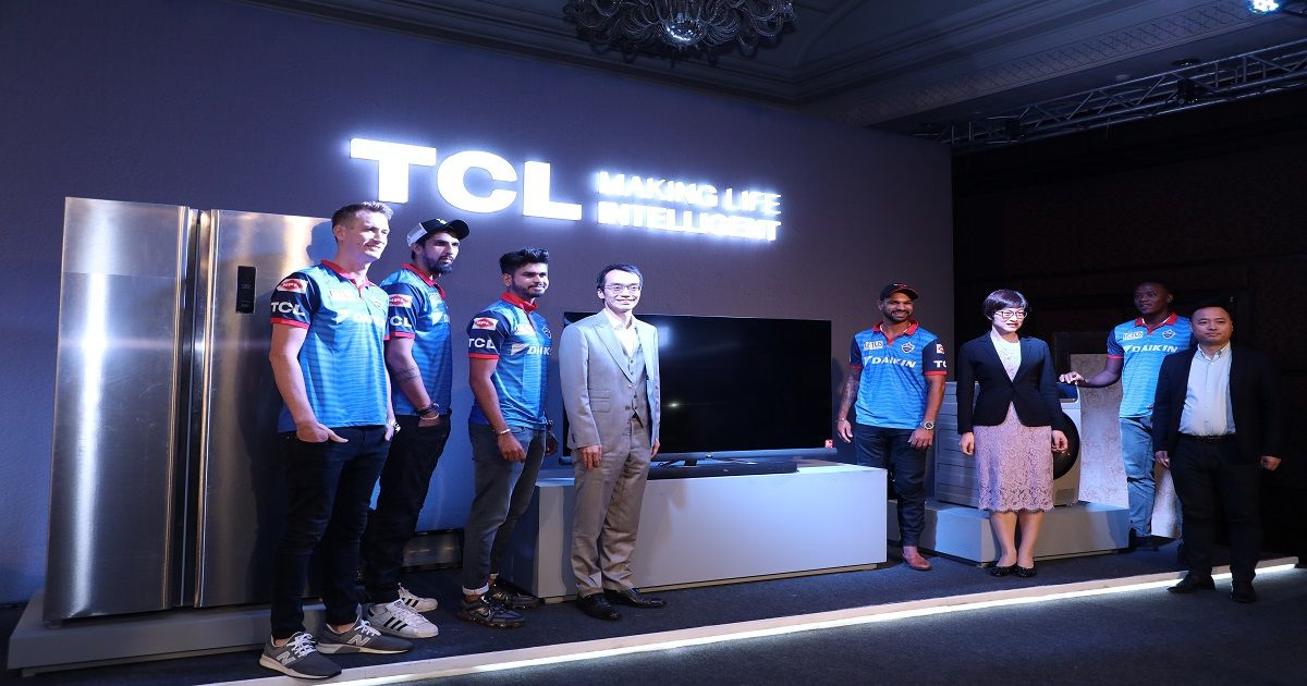TCL Launches Range Of Smart TVs and Smart Home Appliances in India