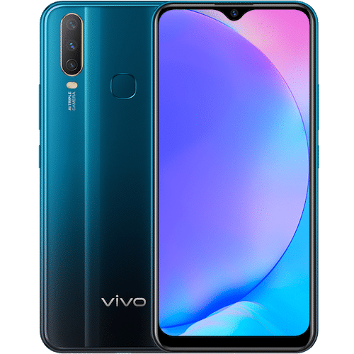 d6cf36f2437 Vivo Y17 with Triple Rear Cameras and 5