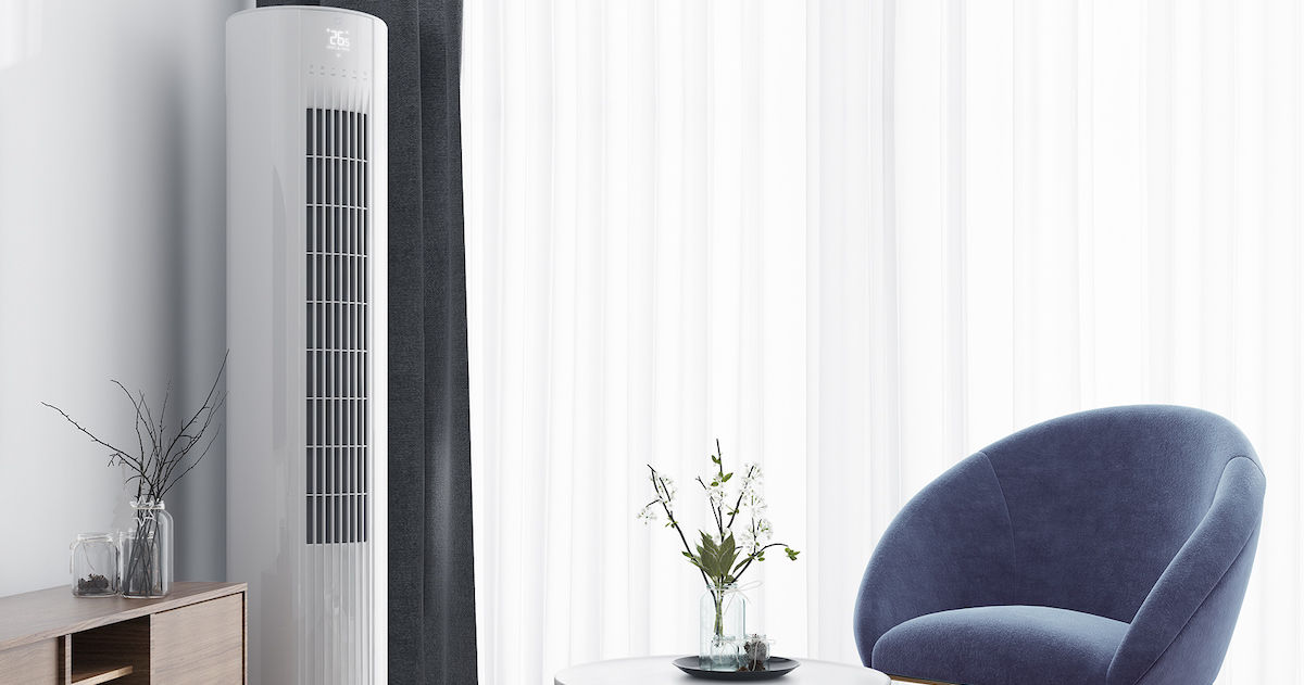 Xiaomi Mijia Smart Vertical Air Conditioner Launched In China