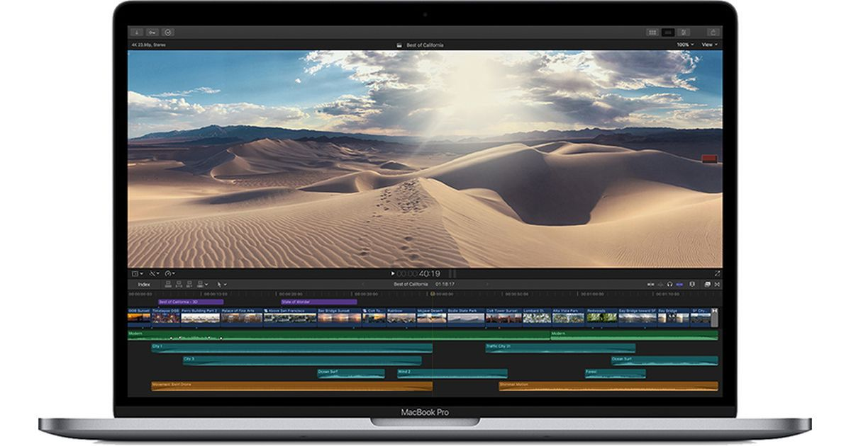 Apple Launches Refreshed MacBook Pro With 8-Core Processor And New Keyboard