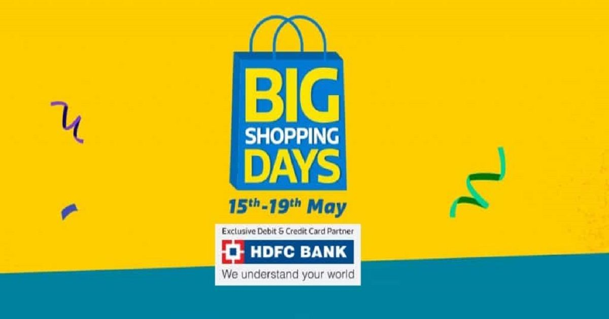 Flipkart Big Shopping Days Sale: Best Deals On Smartphones, Laptops And Home Appliances